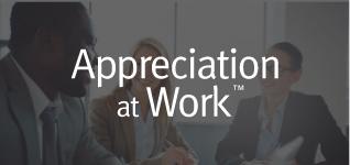 Appreciation at Work